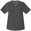 Cherokee 4780 Unisex V-Neck Top, 65% Polyester, /POLIESTER-35% Cotton/Algodon, WW Unisex