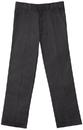Classroom Uniforms 50523A Boys Husky StretchTri-Blend Flannel Pant, 53%C/45%P/2%SP TWILL