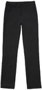 Classroom Uniforms 51142AZ Girls Ponte Tapered Leg Pant, 74% Polyester / 22% Rayon / 4% Spandex Ponte Knit