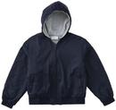 Classroom Uniforms 53400R Classroom Toddler Hooded Bomber Jacket, Nylon Taffeta