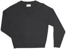 Classroom Uniforms 56702 Youth Unisex Long Sleeve V-Neck Sweater