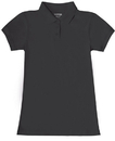 Classroom Uniforms 58584 Junior SS Fitted Interlock Polo
