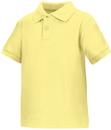 Classroom Uniforms 58830 Preschool Unisex SS Interlock Polo