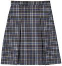 Classroom Uniforms 5P5343A Kick Pleat Model 34, 100% Polyester