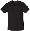 Dickies Medical 81822 Youtility Men's V-Neck Top