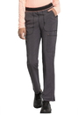 Cherokee CK050A Mid Rise Tapered Leg Pull-on Pant