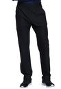 Cherokee CK185T Men's Tapered Leg Pull-on Pant,86% Nylon / 14% Spandex Knit