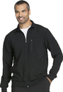 Cherokee CK305A Men's Zip Front Warm-up Jacket