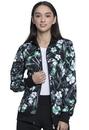 Cherokee CK372 Cherokee Infinity Zip Front Jacket,94% Polyester / 6% Spandex Poplin
