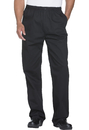 Dickies Chef DC13 Men's Classic Elastic Waist Zip Trouser