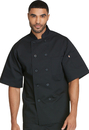 Dickies Chef DC49 Unisex Classic 10 Button Chef Coat S/S