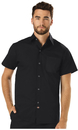 Dickies Chef DC60 Unisex Poplin Cook Shirt