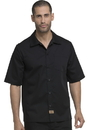 Dickies Chef DC61 Unisex Cool Breeze Shirt 65% Polyester 35% Cotton Twill
