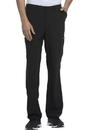 Dickies Medical DK015S Men's Natural Rise Drawstring Pant 95% Polyester 5% Spandex Poplin