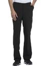 Dickies Medical DK015T Men's Natural Rise Drawstring Pant 95% Polyester 5% Spandex Poplin