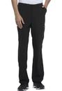 Dickies Medical DK015 Men's Natural Rise Drawstring Pant 95% Polyester 5% Spandex Poplin