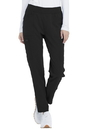Dickies DK030 Mid Rise Tapered Leg Pull-on Pant,81% Polyester / 13% Rayon / 6% Spandex Solid Twist