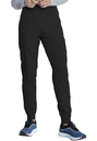 Dickies DK050P Mid Rise Jogger, 94% Polyester / 6% Spandex Crosshatch Dobby