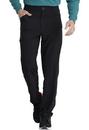 Dickies DK055 Men's Natural Rise Straight Leg Pant, 94% Polyester / 6% Spandex Crosshatch Dobby
