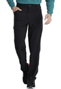 Dickies DK055T Men's Natural Rise Straight Leg Pant, 94% Polyester / 6% Spandex Crosshatch Dobby
