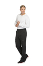 Dickies Medical DK110S Men's Zip Fly Cargo Pant