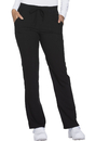 Dickies Medical DK112 Mid Rise Straight Leg Drawstring Pant, 75% Polyester, 21% Rayon, 4% Spandex, Pant, Xtreme Stretch