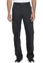 Dickies Medical DK160 Men's Drawstring Zip Fly Pant 78% Polyester 20 % Rayon 2% Spandex Twill