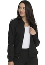 Dickies DK365 Dickies Balance Zip Front Jacket,77% Polyester / 20% Rayon / 3% Spandex Twill