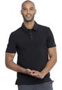 Dickies DK925 Dickies EDS Essentials Men's Polo Top, 95% Polyester / 5% Spandex Poplin