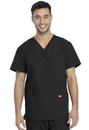 Dickies DKP520C Unisex Top and Pant Set,65% Polyester / 35% Cotton Poplin