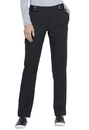 Mid Rise Tapered Leg Pull-on Pant,92% Polyester / 8% Spandex Tonal Texture