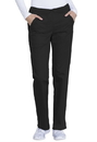 Dickies GD100 Mid Rise Straight Leg Drawstring Pant,80% Polyester / 20% Cotton Stretch Twill
