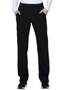 Heartsoul HS075P Mid Rise Tapered Leg Pant,95% Polyester / 5% Spandex Poplin