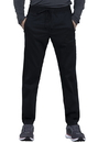 Cherokee WW012T Men's Natural Rise Jogger,78% Polyester / 20 % Rayon / 2% Spandex Twill