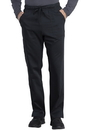 Cherokee WW042AB Unisex Mid Rise Straight Leg Pant, 78% Polyester / 20 % Rayon / 2% Spandex Twill