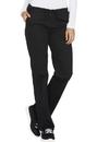 Cherokee WW130T Mid Rise Straight Leg Drawstring Pant 55% Cotton 42% Polyester 3% Spandex Twill