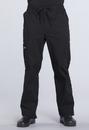 Cherokee WW190 Men's Tapered Leg Drawstring Cargo Pant 63% Polyester 34% Cotton 3% Spandex Poplin