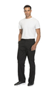 Cherokee WW200S Men's Fly Front Pant, 55% Cotton/ 42% Polyester, / 3% Spandex, Pant, WW Core Stretch Men's
