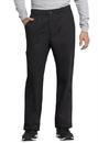 Cherokee WW250AB Men's Mid Rise Straight Leg Zip Fly Pant