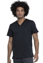 Cherokee WW760AB WW Revolution Tech Men's V-Neck Top,78% Polyester / 20 % Rayon / 2% Spandex Twill