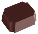 Chocolate World CW1000L01 Chocolate mould magnetic rectangle