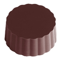 Chocolate World CW1000L04 Chocolate mould magnetic round 32 mm