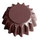 Chocolate World CW1000L07 Chocolate mould magnetic sun