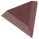 Chocolate World CW1000L11 Chocolate mould magnetic triangle