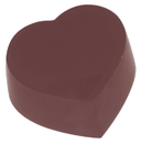 Chocolate World CW1000L13 Chocolate mould magnetic heart