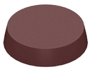 Chocolate World CW1000L17 Chocolate mould magnetic round base trio Roger Van Damme