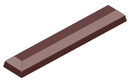Chocolate World CW1000L18 Chocolate mould magnetic bar
