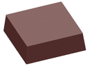 Chocolate World CW1000L19 Chocolate mould magnet square