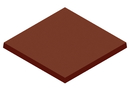 Chocolate World CW1000L32 Chocolate mould magnetic square