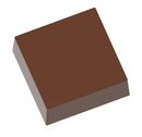 Chocolate World CW1000L42 Chocolate mould magnetic square